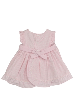 Dolce Petit Pink Flower Dress - Alternate List Image
