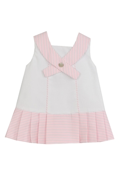 Dolce Petit Pink Sailor Dress - Product List Image