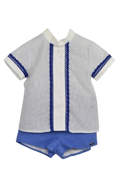 Dolce Petit Royal Blue Outfit - Product List Image