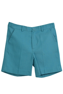 Dolce Petit Teal Shorts - Product List Image