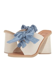 Dolce Vita Amber Lace-Up Sandal - Front cropped