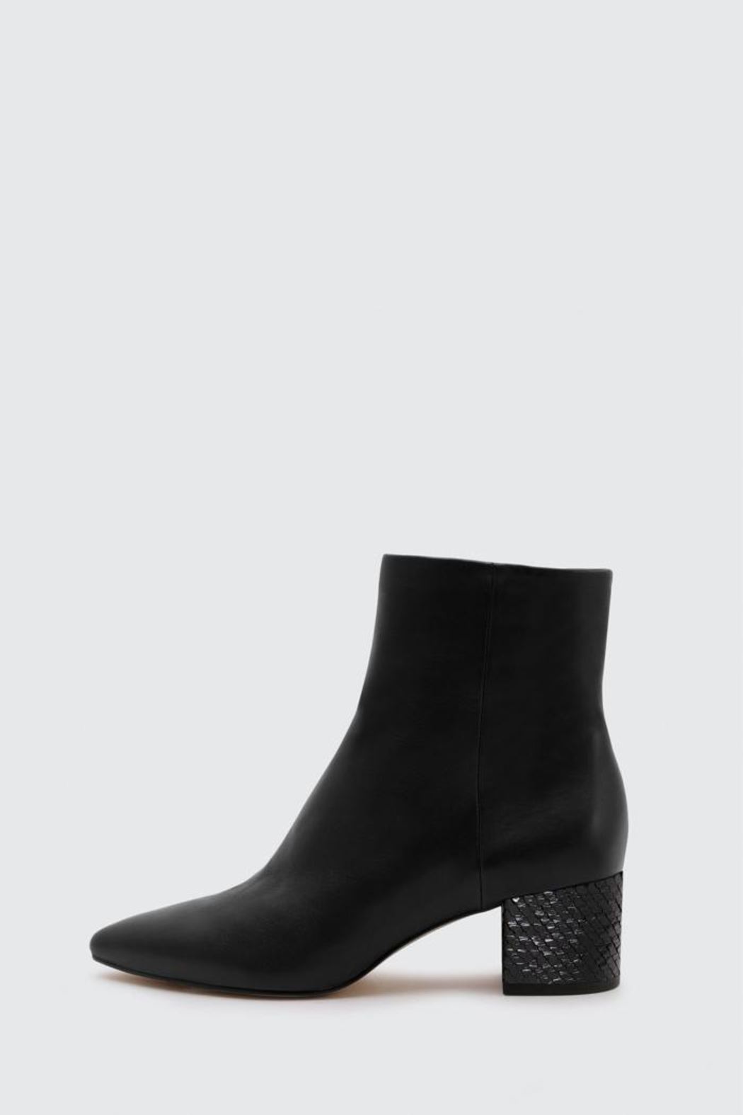 Dolce Vita Bel Booties Onyx - Front Cropped Image