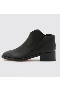 Dolce Vita Black Leather Bootie - Product List Image