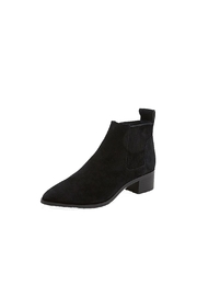 Dolce Vita Black Suede Bootie - Product Mini Image