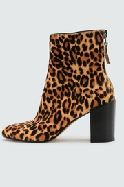 Dolce Vita Cyan Leopard-Calf Boots - Product Mini Image