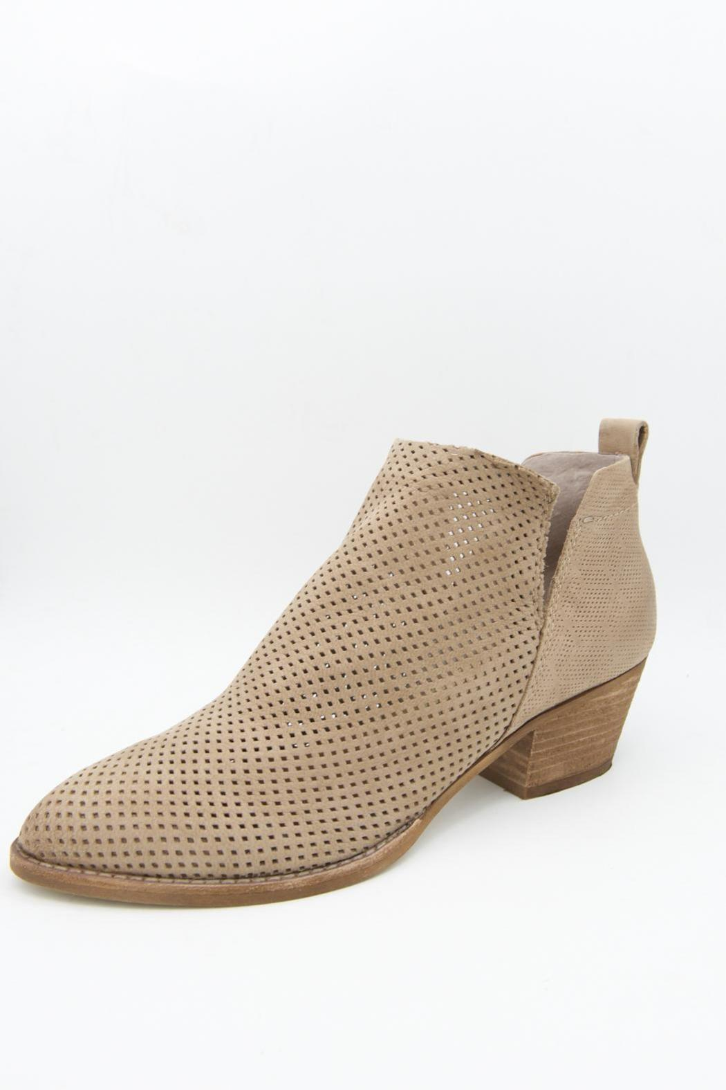 Dolce Vita Sonya Booties - Front Cropped Image