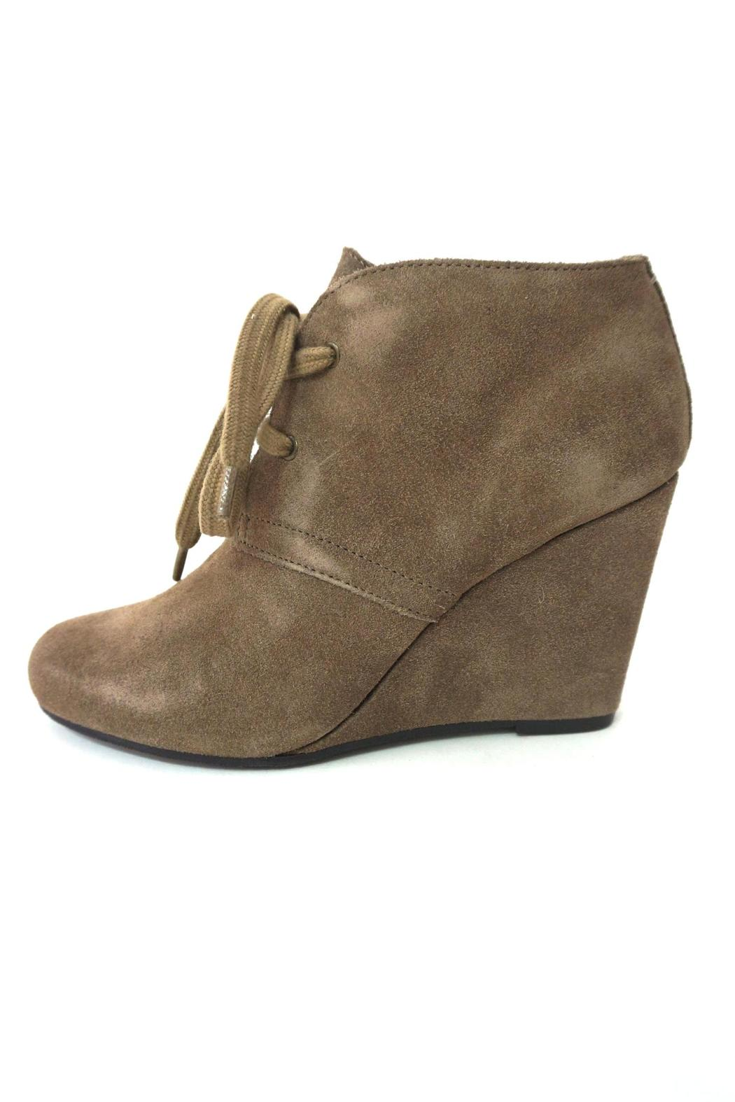Gardyn Wedge Boot