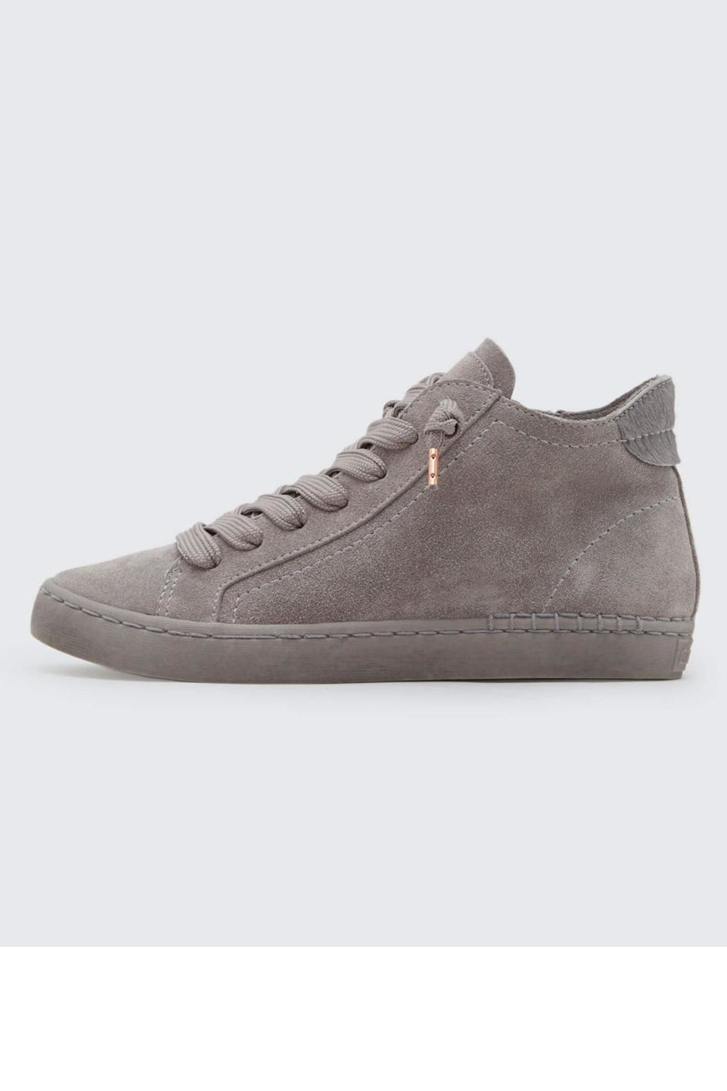 Dolce Vita High Suede Sneaker - Main Image