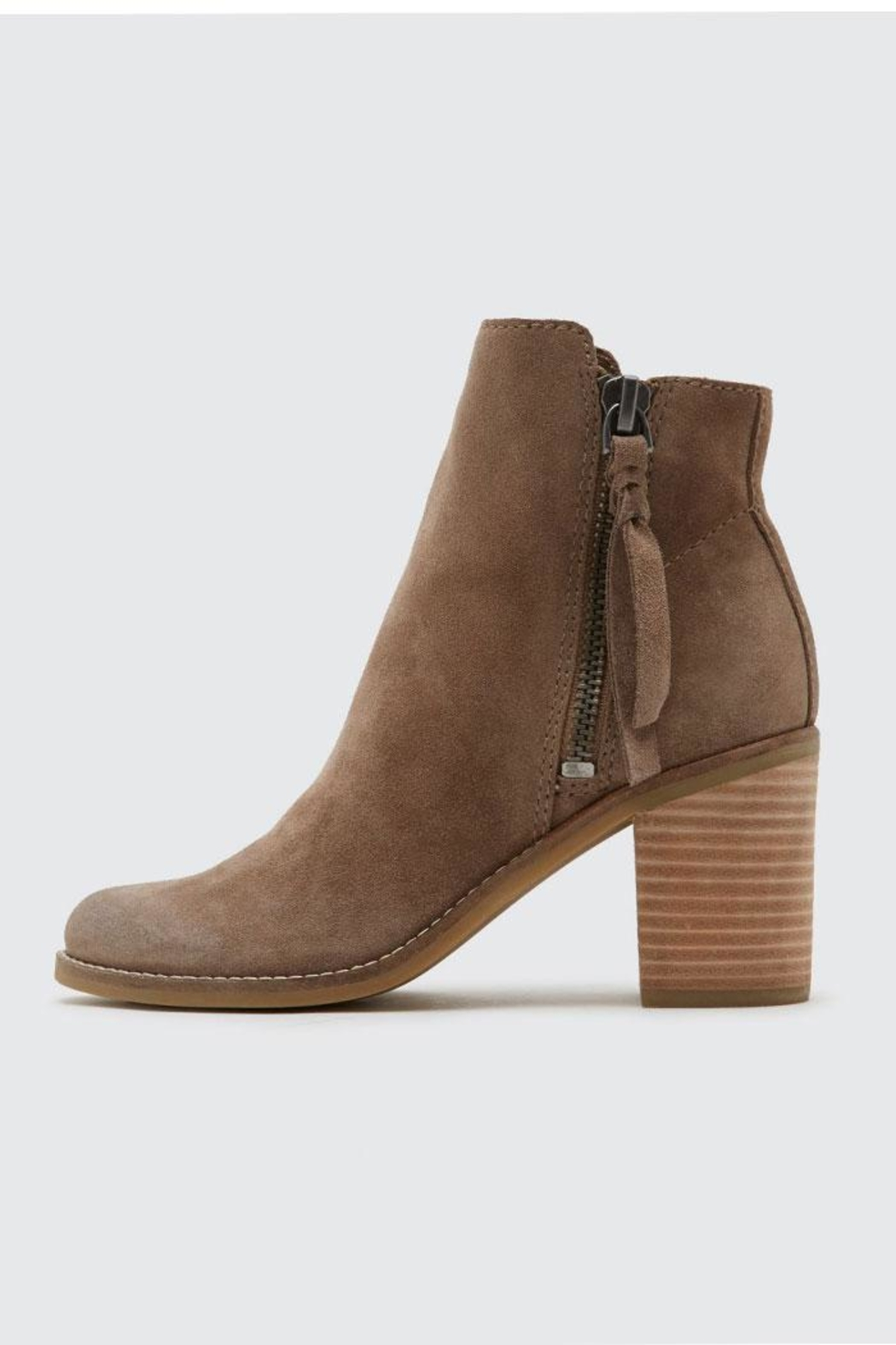 Dolce Vita Lanie Booties - Side Cropped Image