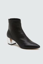 Dolce Vita Leather Short Bootie - Product Mini Image