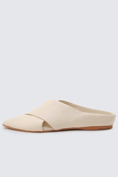 Dolce Vita Leather Slides - Product List Image