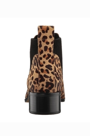 Dolce Vita Leopard Booties - Back cropped