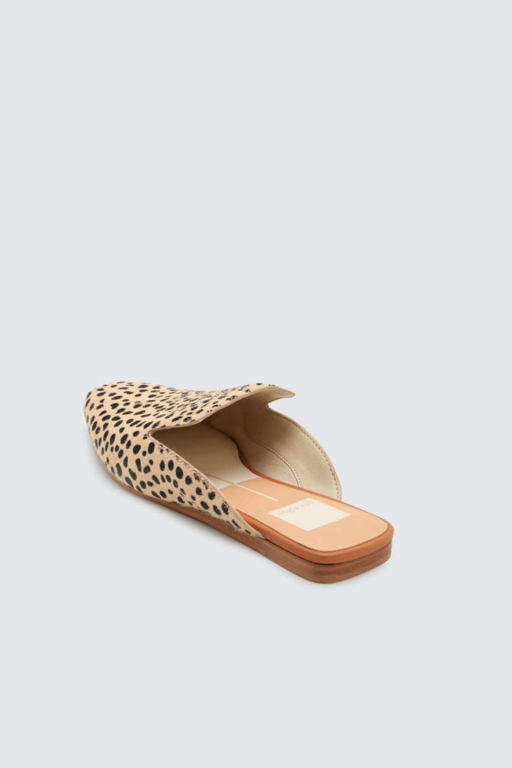 Dolce Vita Leopard Cow Loafer - Front Full Image