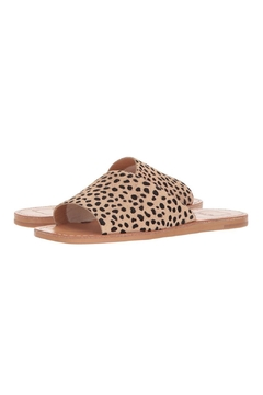 Dolce Vita Leopard Slide Sandal - Alternate List Image