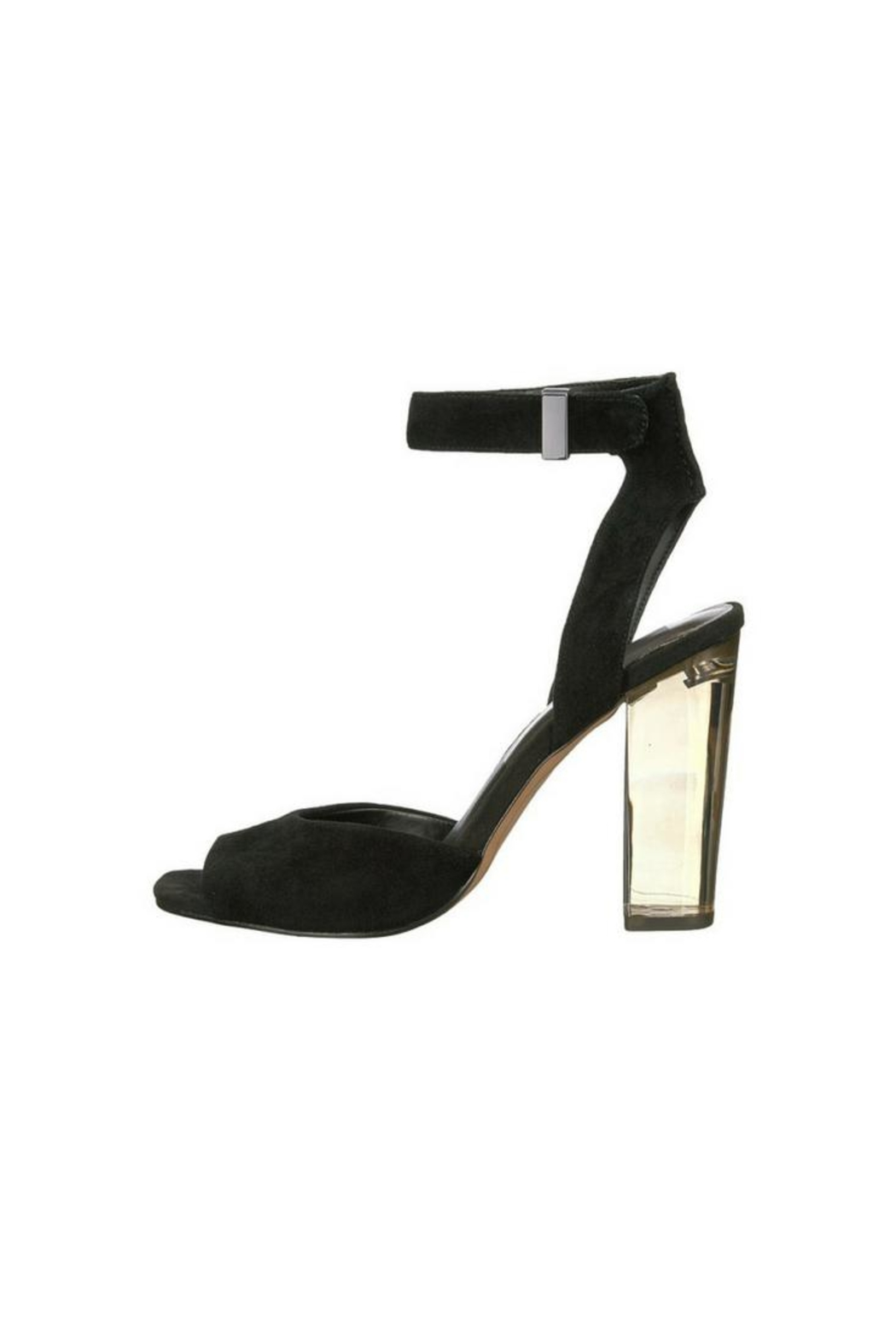 Dolce Vita Lucite Heel - Front Cropped Image