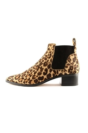 Dolce Vita Macie Leopard Bootie - Product Mini Image