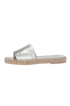 Dolce Vita Metallic Espadrille Slide - Product List Image