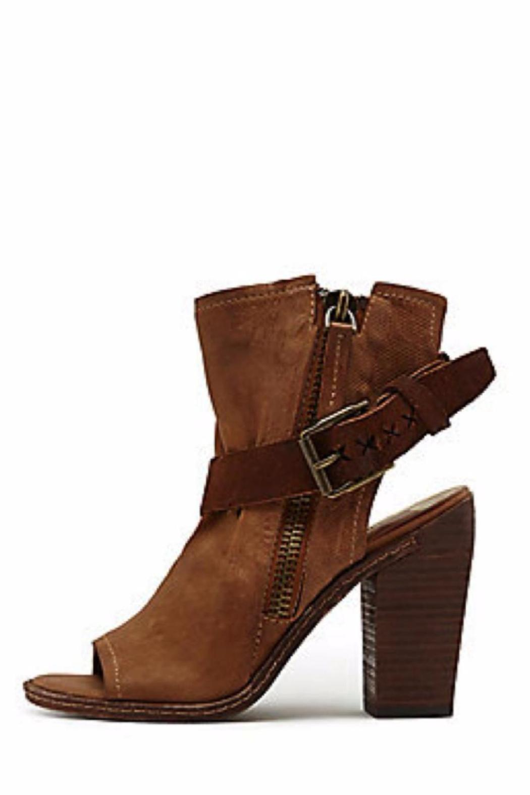 Shoes Booties North Caramel Bootie