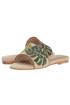 Shoptiques Product: Palm Print Slide Sandal