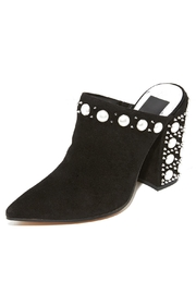 Dolce Vita Pearl Studed Mules - Front cropped