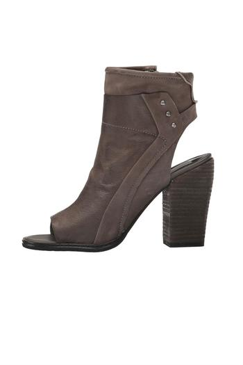 Shoptiques Product: Peep Toe Booties - main