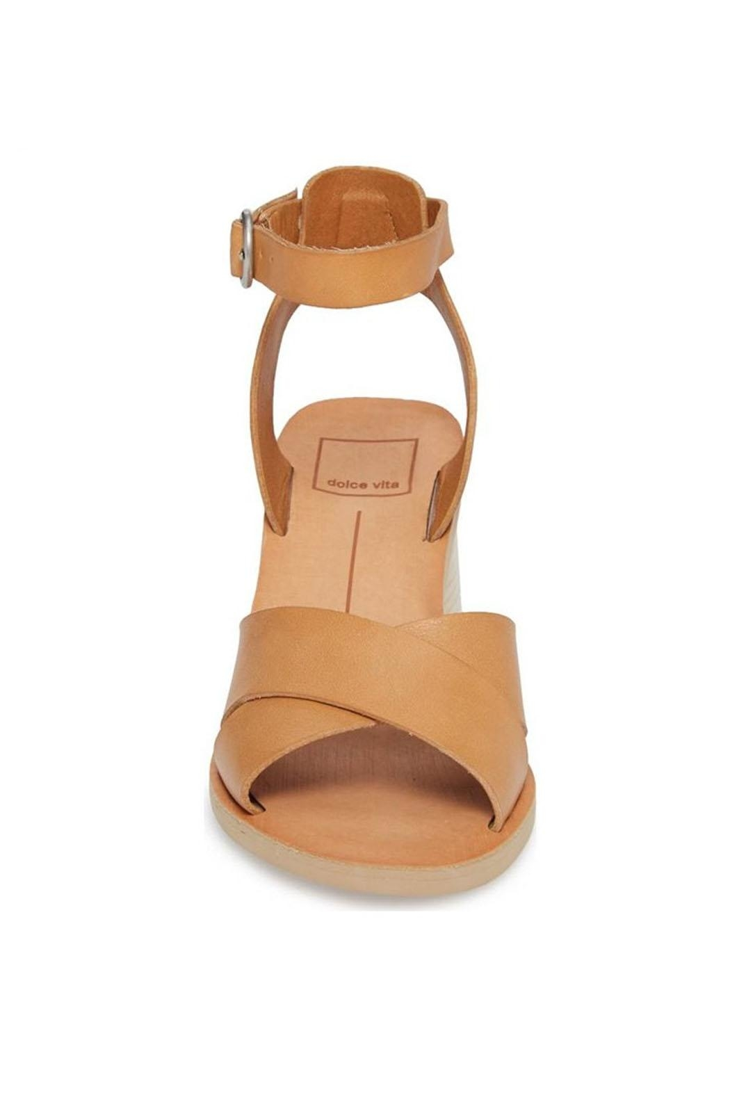 Dolce Vita Roman City Sandal - Side Cropped Image