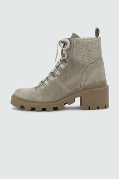 Dolce Vita Rubi Suede Work-Boot - Product List Image