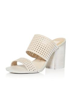 Shoptiques Product: Beige Slip-On Heel