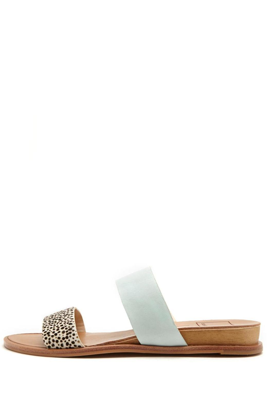 7590ffaa27c Dolce Vita Sliver Wedge Sandal from Atlanta by Sole shoes ...
