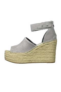 Shoptiques Product: Smoke Straw Wedge
