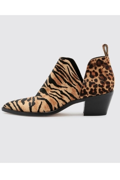 Shoptiques Product: Sonni Tiger Bootie