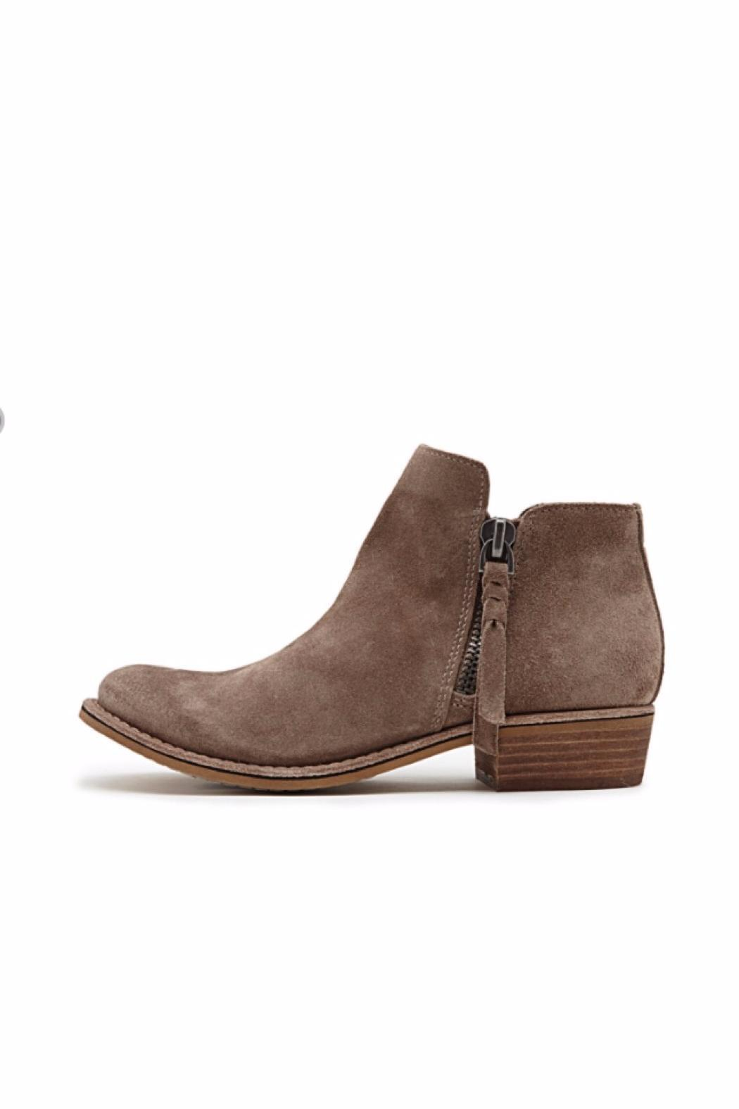 Dolce Vita Sutton Suede Booties - Main Image