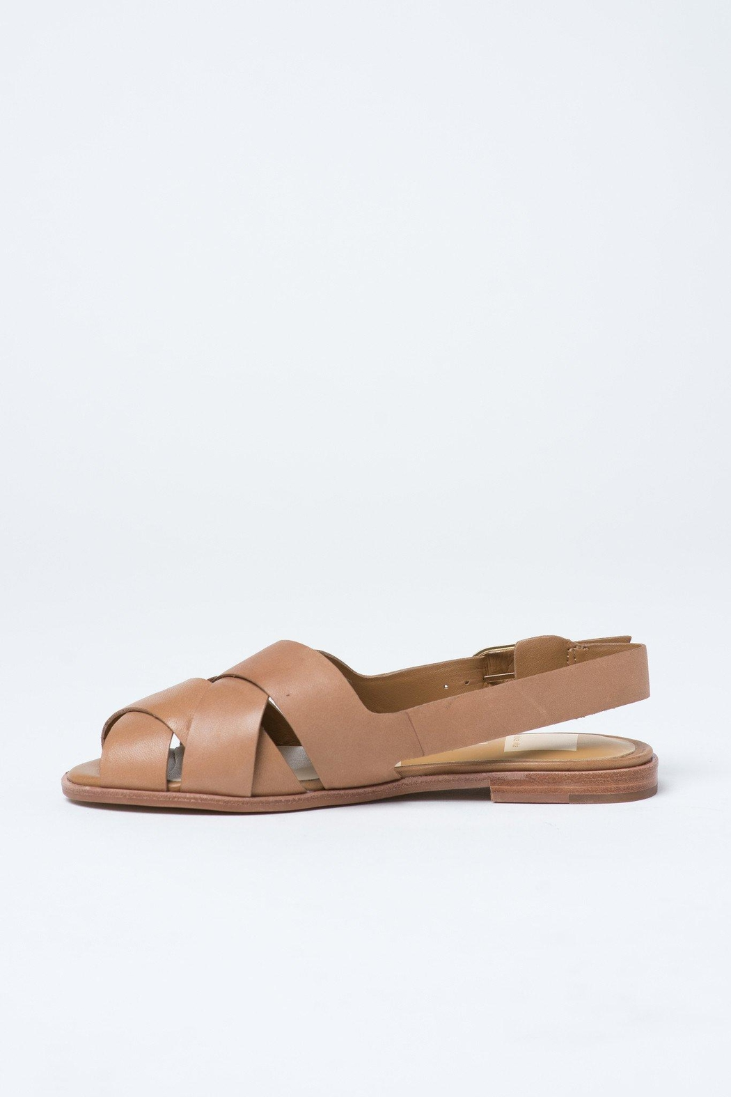 Dolce Vita Tan Bay Sandals - Main Image