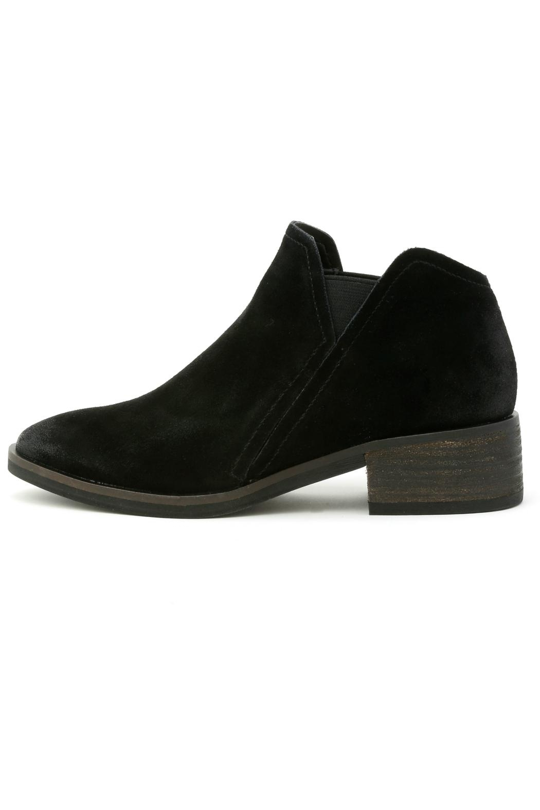 Tay Suede Bootie