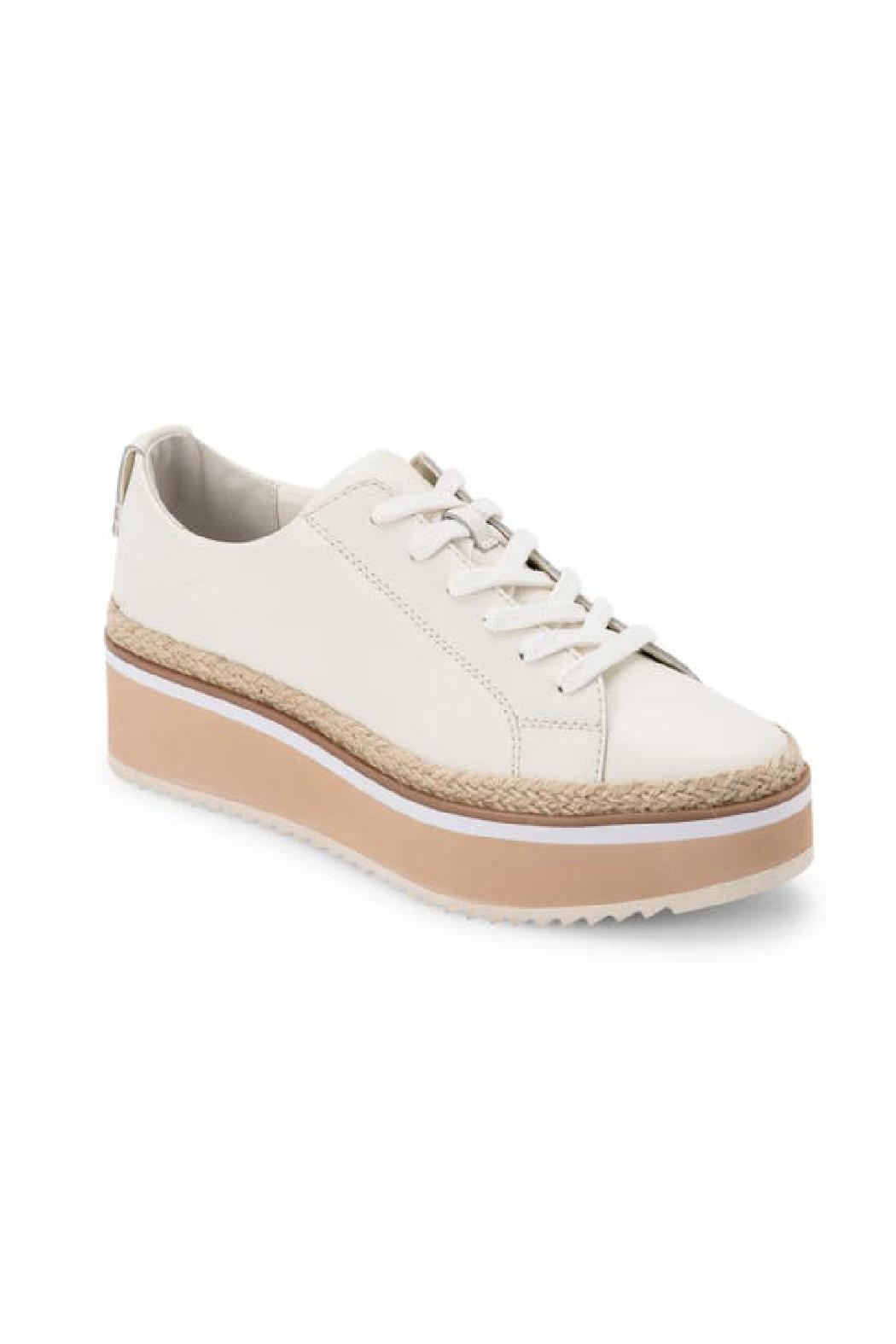 Dolce Vita Tinley Leather Sneaker - Front Full Image