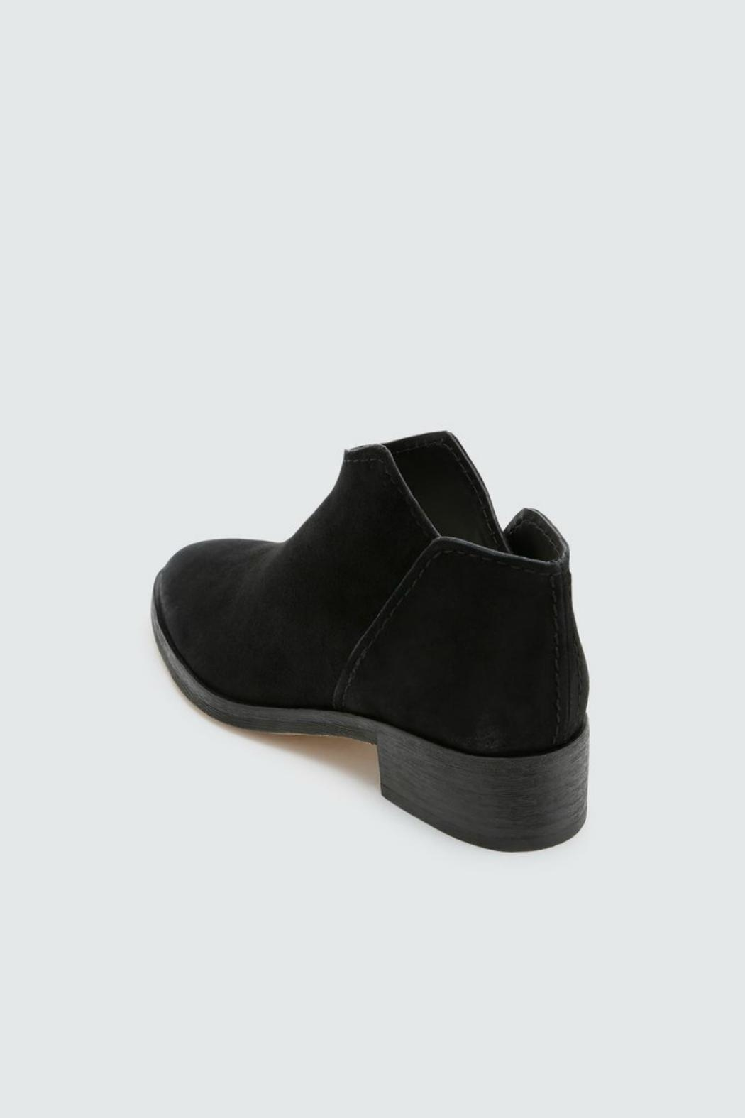 Dolce Vita Trist Onyx Booties - Front Full Image