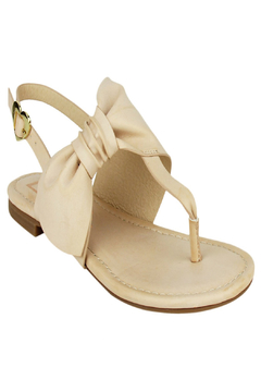 Not Rated Dolcena Bow Sandal - Product List Image