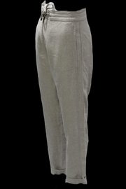 Dolcezza Linen Trouser - Product Mini Image