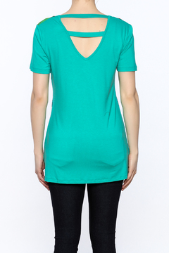 Dolcezza Colorful Tunic Top - Alternate List Image