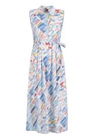 Dolcezza Summer Maxi Dress - Front cropped