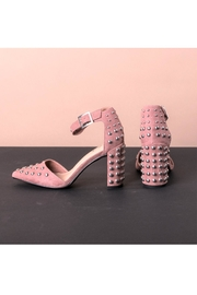 DOLCICIMO Pink Shimmer Heels - Other