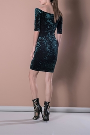 DOLCICIMO Sweet Velvet Dress - Side cropped