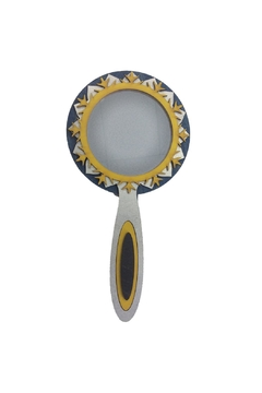 Shoptiques Product: Wooden Handheld Mirror
