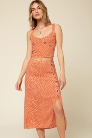 O Neill Dolina Button Skirt - Front cropped