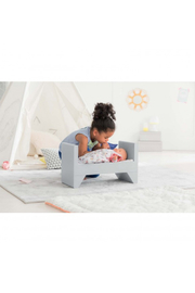 Corolle Doll Crib And Bed - Front full body