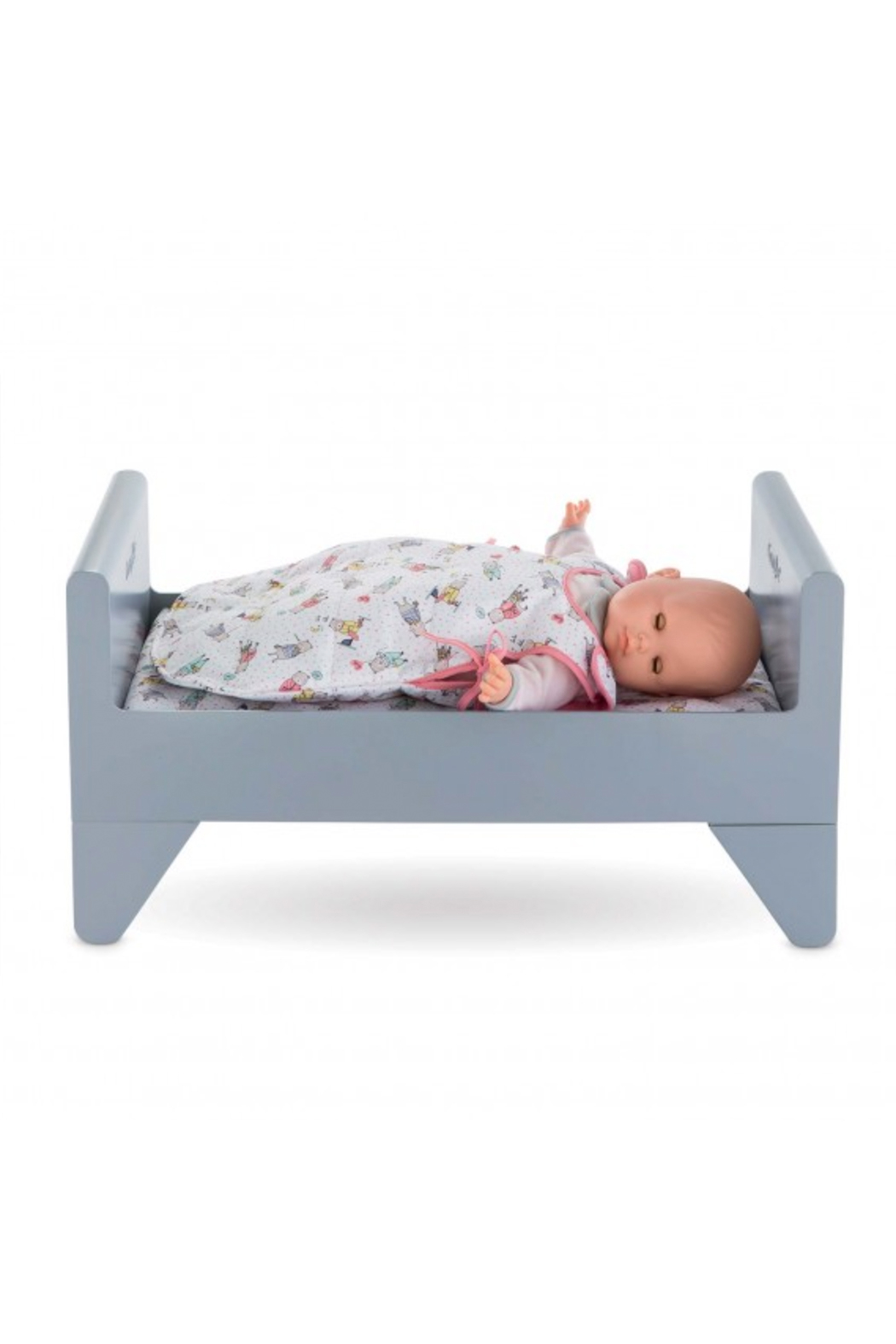 Corolle Doll Crib And Bed - Side Cropped Image