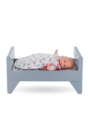 Corolle Doll Crib And Bed - Side cropped