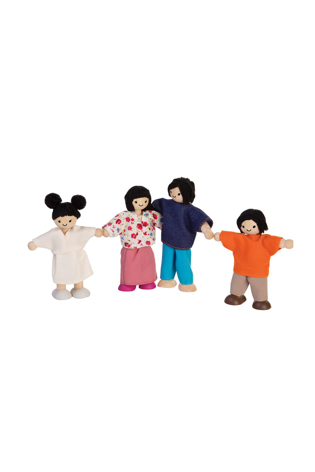 Plan Toys Doll Family - Front Cropped Image
