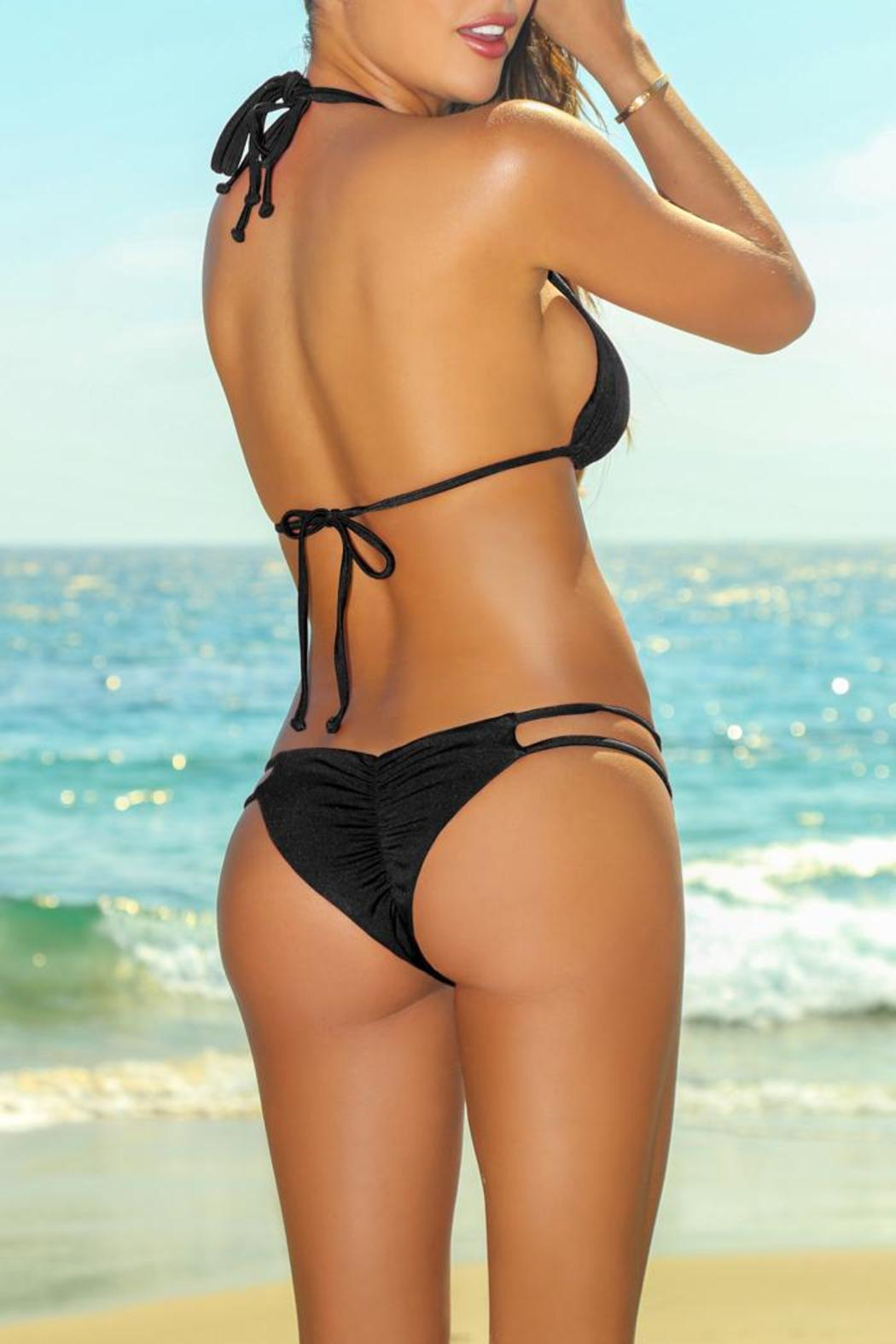 DOLL Swimwear Tahiti Micro Bottom - Front Full Image
