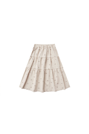 Rylee & Cru Dolly Midi Skirt - Horseshoes - Front cropped